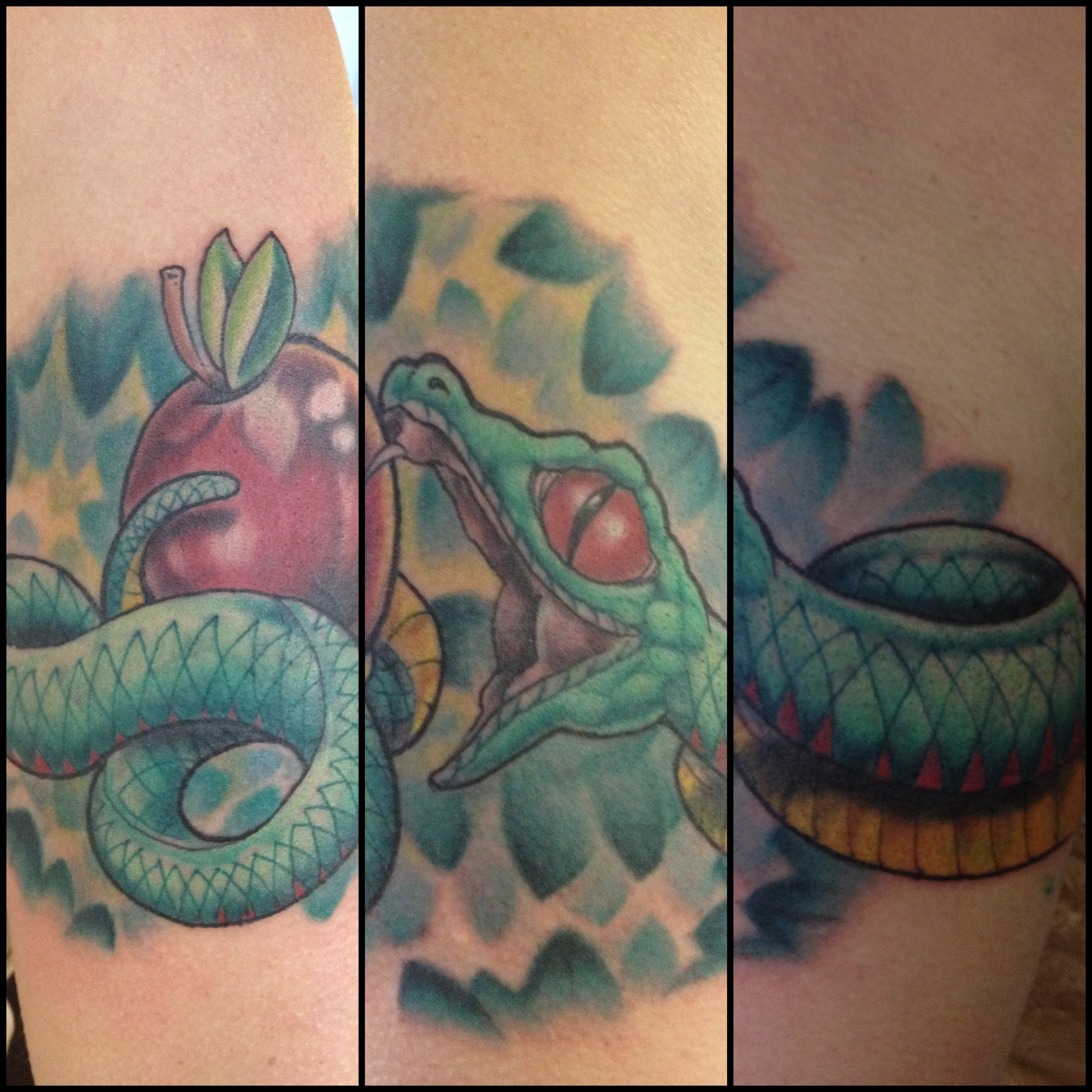 At albatross tattoo pictures to pin on pinterest for Garden of eden tattoo designs