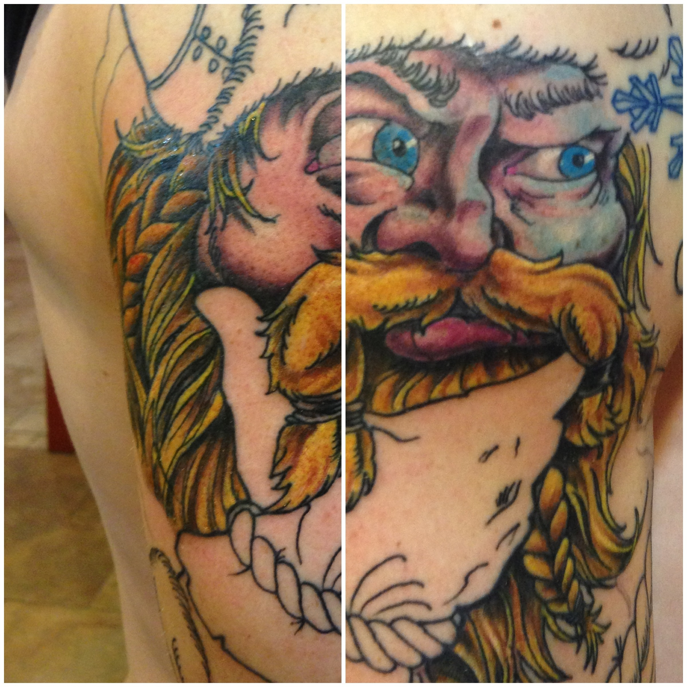 Ullr chagotattoos for Tattoo shops anderson indiana